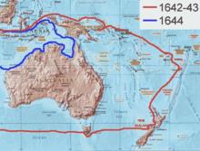 Tasman Routes