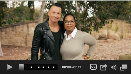 Carl Lentz (Hillsong NYC) and Oprah