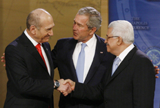 29 Nov - Olmert-Bush-Abbas