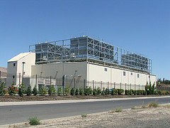 Google Data Centre, The Dalles, Oregon